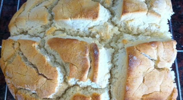 Wheat Free Soda Bread