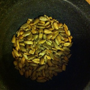 Dietitian UK:  Sunflower seeds