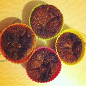 Dietitian UK: Sunflower, Pecan and Cardamon muffins