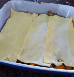 Dietitian UK: Layering up the lasagne sheets