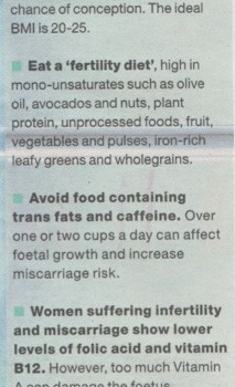 Dietitian UK: Priya features in the Guardian 26.07.12