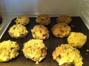 Dietitian UK:  Fishcakes in the fridge