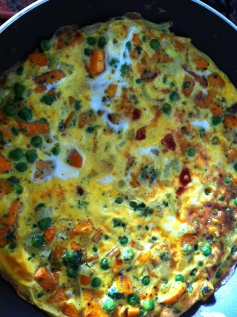 Dietitian UK: Fully Cooked Frittata