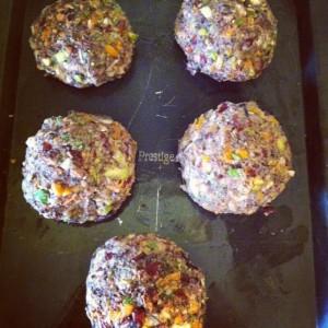 Dietitian UK: Bean Burger's Firming Up