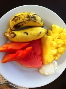 Dietitian UK: Tropical Fruit Platter