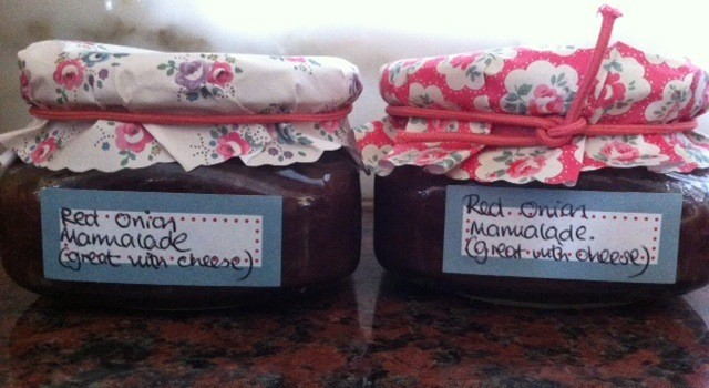 Dietitian UK: Red Onion Marmalade