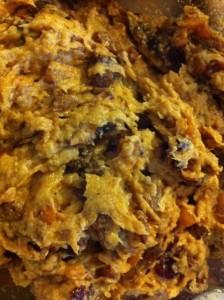 Dietitian UK: Wheatfree, Glutenfree Christmas cake Mixed up.