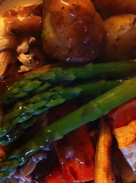 Dietitian UK: Mulled Wine Gravy