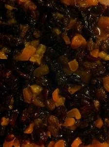 Dietitian UK: Fruit soaks for Christmas cake