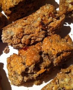 Dietitian UK: Gluten Free Biscotti