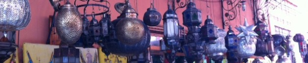 Dietitian UK: Marrakech Lanterns of beauty