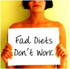 Dietitian UK: Fad Diets Don't Work