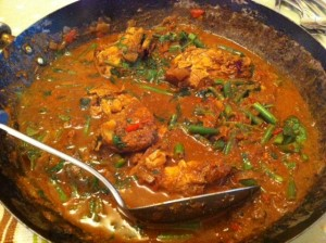 Dietitian UK: Sri-Lanka Chicken Curry