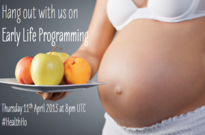Health Hangout Early Life Programming