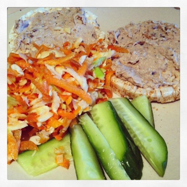 Dietitian UK: Mackerel Pate
