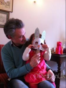 Dietitian UK: My Easter Bunny
