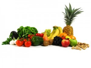 Dietitian UK: Healthy Eating in Anorexia Nervosa, Fruit and Veg