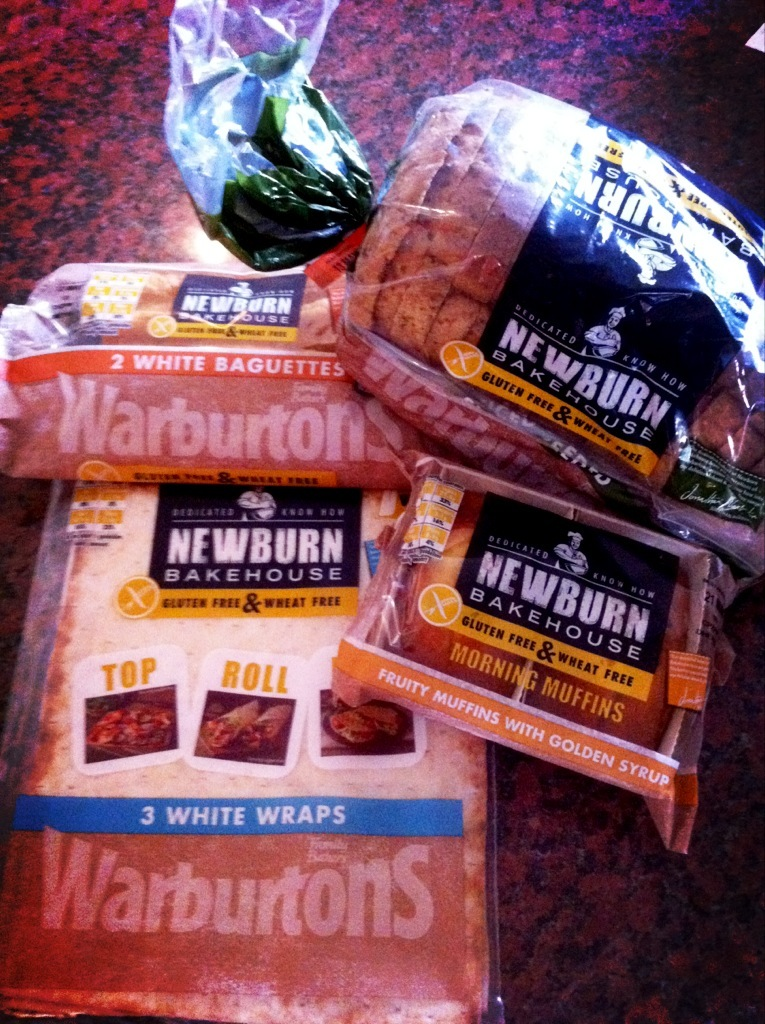 Review: Newburn BakeHouse Gluten Free Products