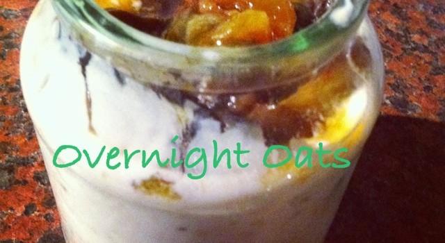 Dietitian UK: Overnight Oats