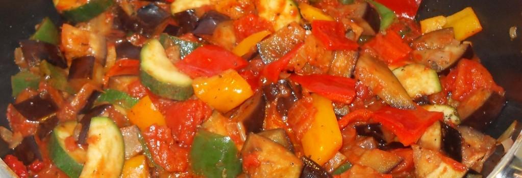Rattatouille Recipe, my type of comfort food.