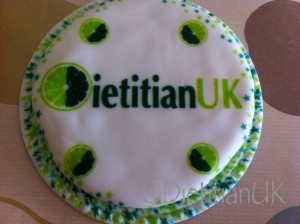 Dietitian UK: Letterbox Cake