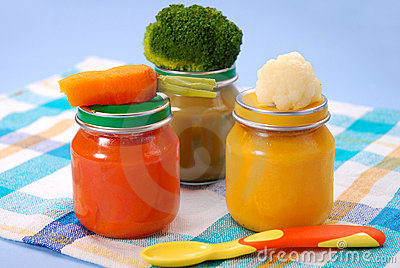 Baby Food: Why it's better to make your own.