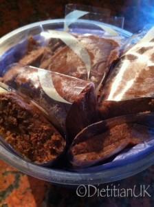 Dietitian UK: Chocolate Fudge