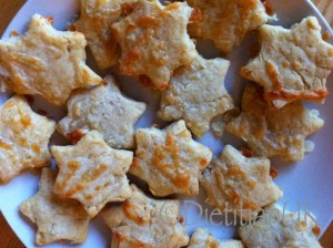 Dietitian UK: Cheesy Stars