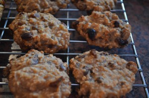 Dietitian UK: Fruity Oaty Cookies