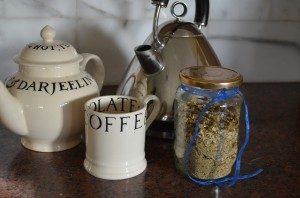 Dietitian UK: Making A Cup of Camomile Tea
