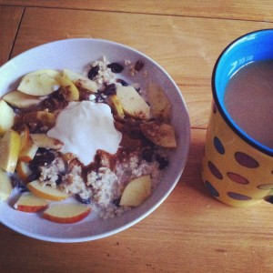Dietitian UK: Porridge