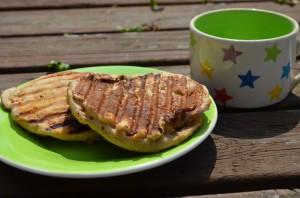 Dietitian UK: Orange, Cinnamon and Raisin Pancakes