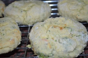 Dietitian UK: Broccoli, Stilton and Apricot Scones fresh from the oven