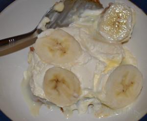 Dietitian UK: Gluten Free Banoffee Pie 2