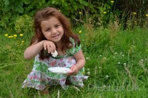 Dietitian UK: Yoghurt Covered Frozen Fruit 3