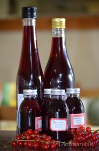 Dietitian UK: Redcurrant Cassis