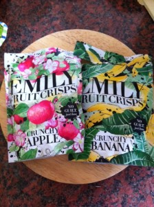 Dietitian UK: Emily Fruit Crisps
