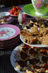 Dietitian UK: A birthday tea party wheat and gluten free 1