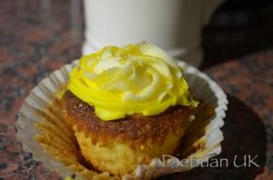 Dietiitan UK: Gluten free Lemon Cupcake