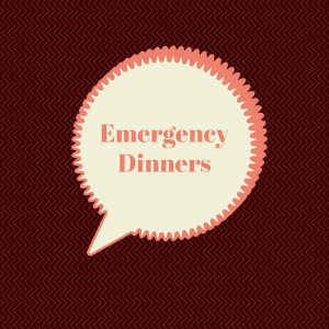 Dietitian UK: Emergency Dinners