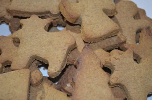 Dietitian UK: Wheat/gluten free Gingerbread