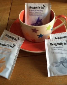 Dietitian UK: Dragonfly Tea Review
