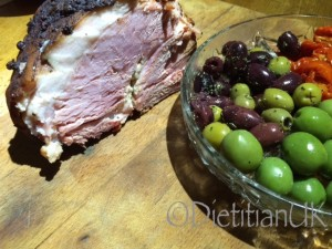 Dietitian UK: Slow cooked spiced gammon 1
