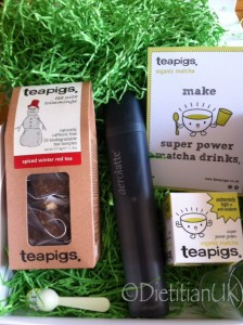 Dietitian UK: Tea Pigs