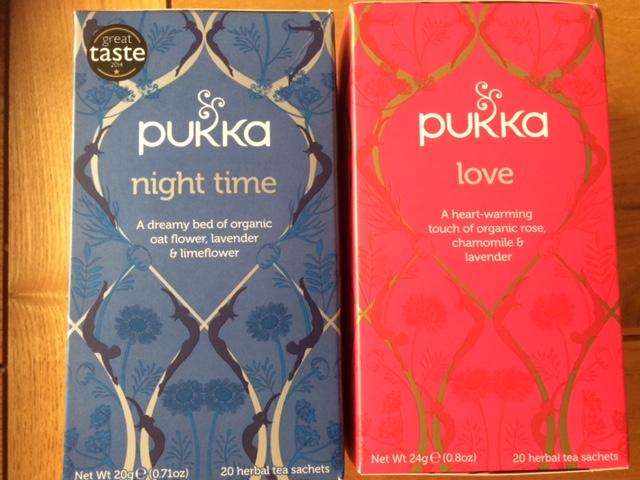 Dietitian UK: Pukka Tea Review