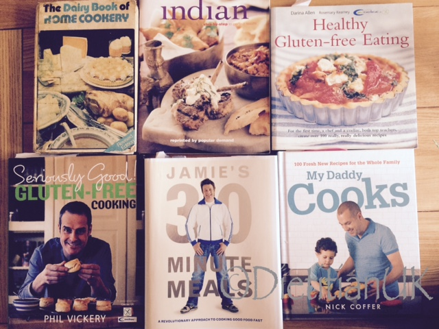 Dietitian UK: My Favourite Cookery Books