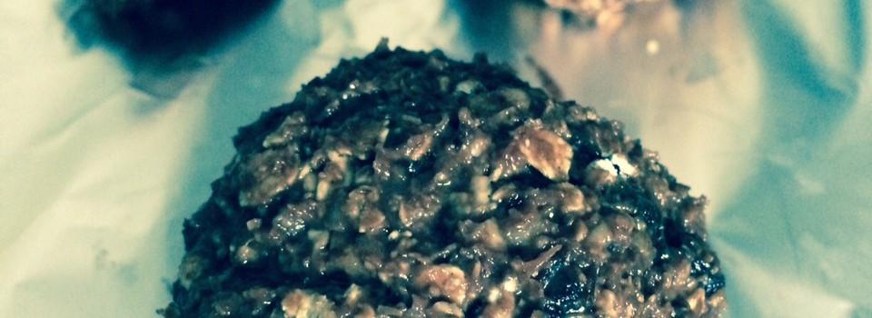 Cocoa-nut Naked Balls