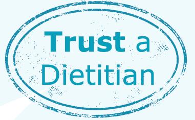 Dietitian UK: Trust a Dietitian