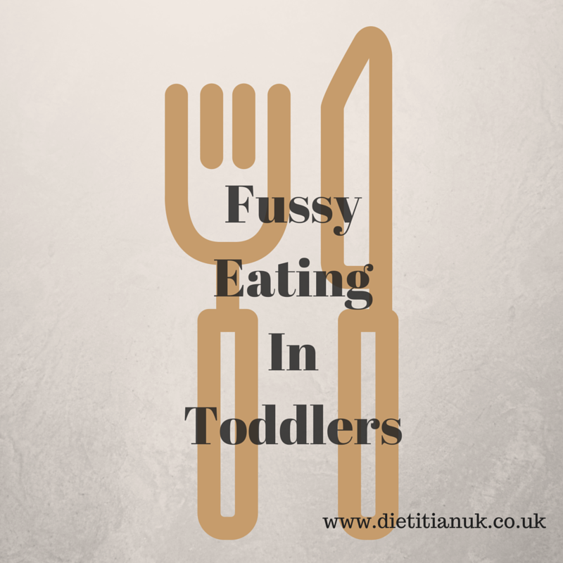 Dietitian UK fussy eating in toddlers