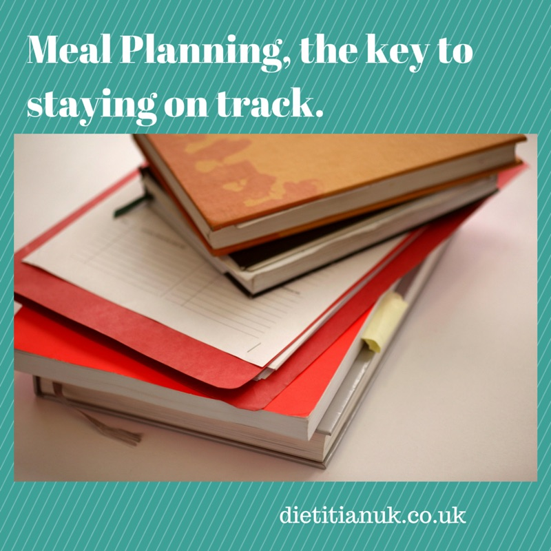 Number 1 tip for staying on track with your eating.